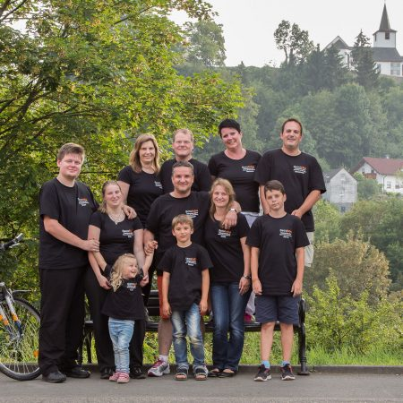 event secuinfra team event mosel 2014 team